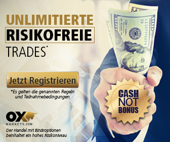 Unlimited Risk Free trades german