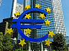 ecb building and logo
